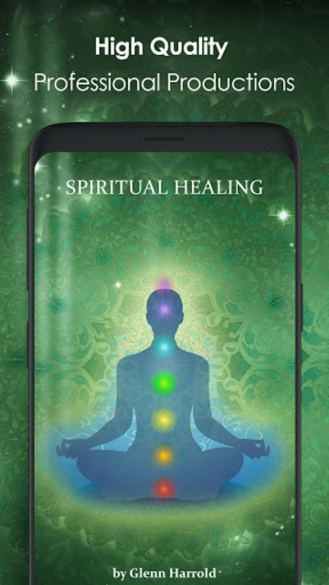 Spiritual Healing - Shamanic Energy Meditation screenshot 1