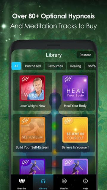 Spiritual Healing - Shamanic Energy Meditation screenshot 3