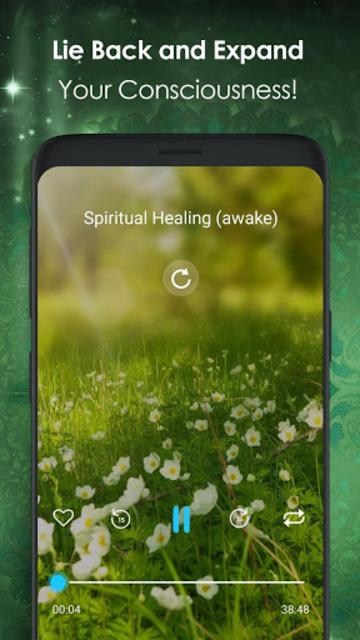 Spiritual Healing - Shamanic Energy Meditation screenshot 4