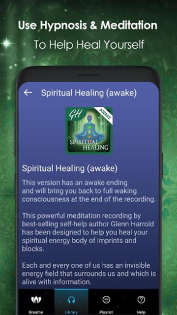 Spiritual Healing - Shamanic Energy Meditation screenshot 5