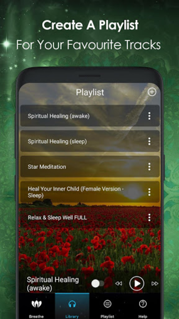 Spiritual Healing - Shamanic Energy Meditation screenshot 7