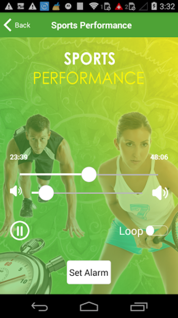 Sports Performance - Success & Motivation Hypnosis screenshot 3