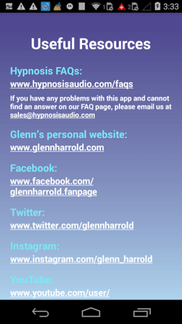 Sports Performance - Success & Motivation Hypnosis screenshot 7