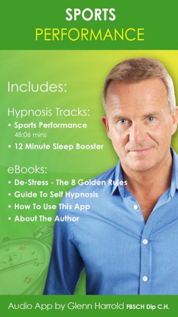 Sports Performance - Success & Motivation Hypnosis screenshot 1