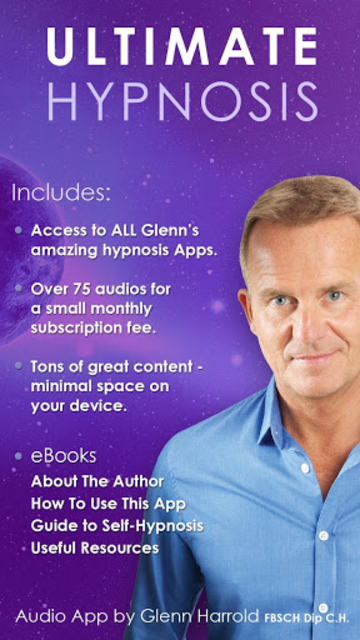 Ultimate Hypnosis and Meditation by Glenn Harrold screenshot 5