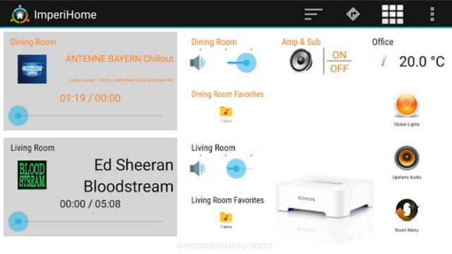 ImperiHome – Smart Home & Smart City Management screenshot 9
