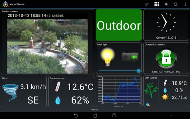 ImperiHome – Smart Home & Smart City Management screenshot 10