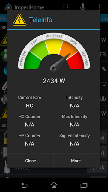 ImperiHome – Smart Home & Smart City Management screenshot 6
