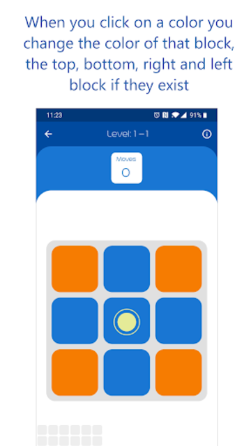 Impossiblocks - Puzzle Brain Game screenshot 2