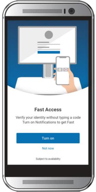 Imprivata ID screenshot 3