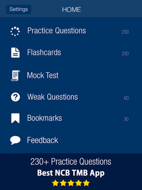 Massage Therapy Practice Test Prep 2019 screenshot 6