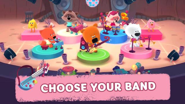 Rhythm and Bears screenshot 2