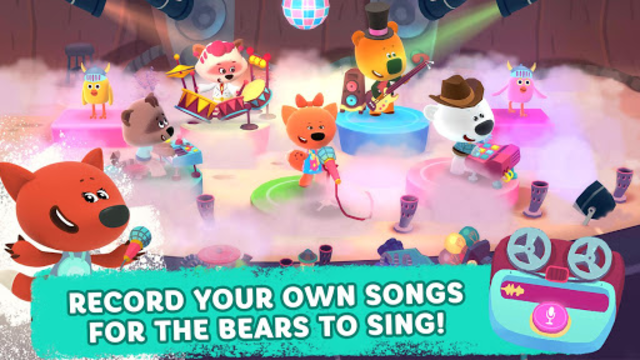 Rhythm and Bears screenshot 5