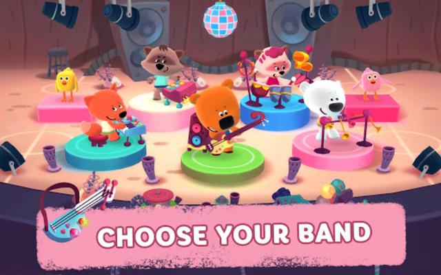 Rhythm and Bears screenshot 7