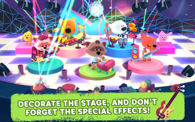 Rhythm and Bears screenshot 10