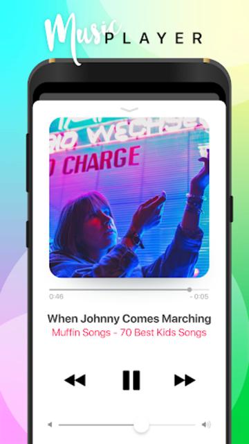 iTunes Music: Free Music App, Stream Music screenshot 2