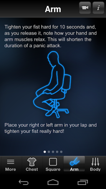 Panic Relief- stop anxiety now screenshot 5