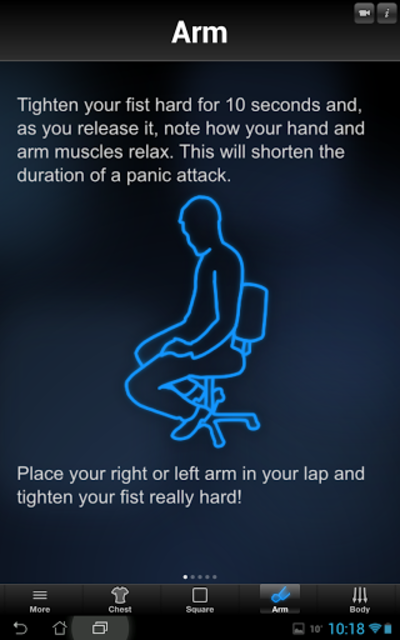 Panic Relief- stop anxiety now screenshot 12