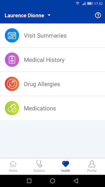 Doctors Care screenshot 3