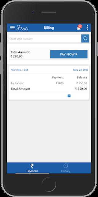 PC360 - Patient Portal screenshot 7
