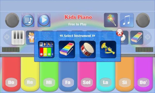 Kids Piano Free screenshot 6