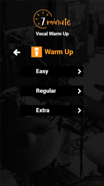 7 Minute Vocal Warm Up PRO screenshot 3