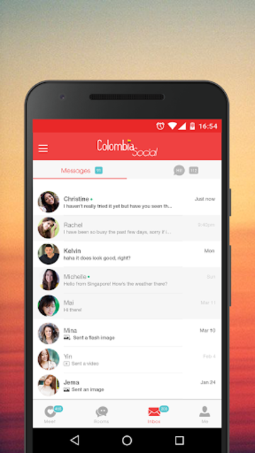 Colombia Social - Free Match & Chat for Colombians screenshot 5