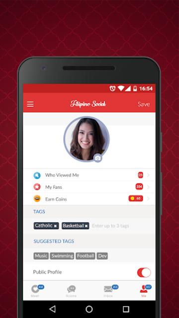 Filipino Social - Dating Chat Philippine Singles screenshot 3