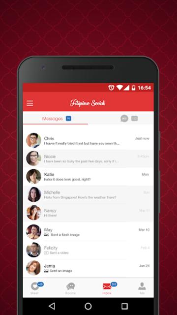 Filipino Social - Dating Chat Philippine Singles screenshot 5