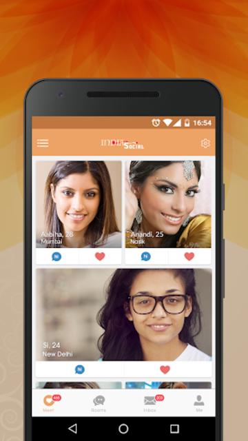 India Social- Indian Dating Video App & Chat Rooms screenshot 1