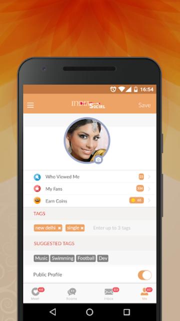 India Social- Indian Dating Video App & Chat Rooms screenshot 3
