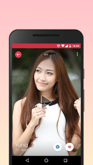 Korea Social ♥ Online Dating Apps to Meet & Match screenshot 2