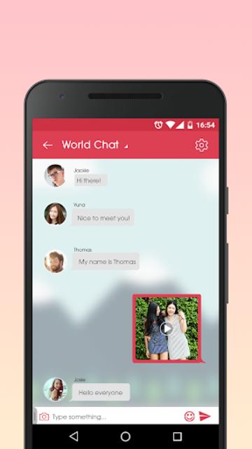 Korea Social ♥ Online Dating Apps to Meet & Match screenshot 4
