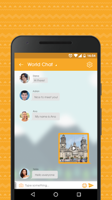Mexico Social- Dating App & Date Chat for Mexicans screenshot 4