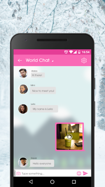 Russia Social - Chat & Flirt with Single Russians screenshot 4