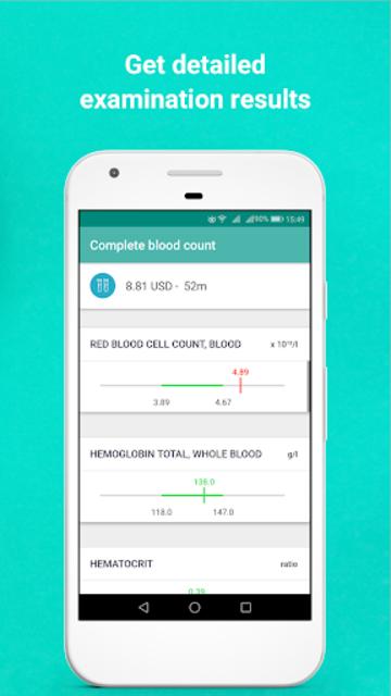 InSimu Patient - Diagnose Virtual Clinical Cases screenshot 5