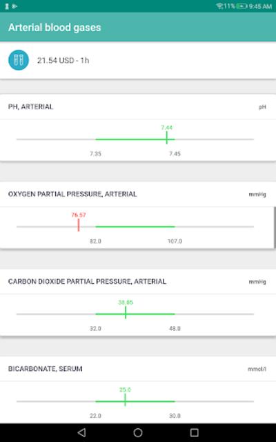 InSimu Patient - Diagnose Virtual Clinical Cases screenshot 13