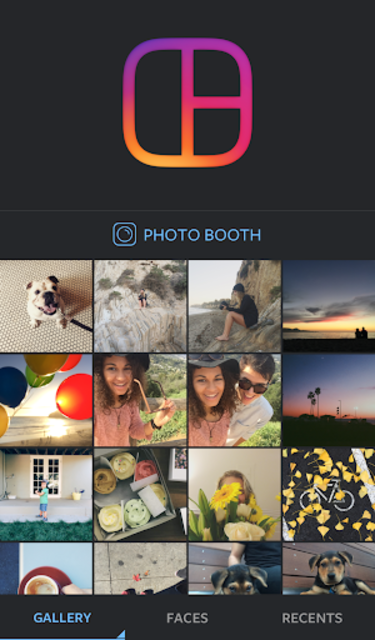 Layout from Instagram: Collage screenshot 1