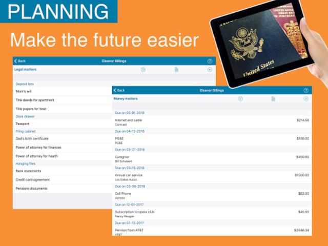 Caring - making caregiving manageable screenshot 9