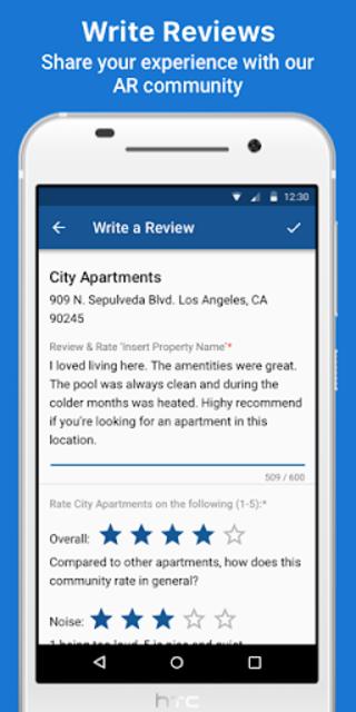 Apartment Ratings screenshot 6