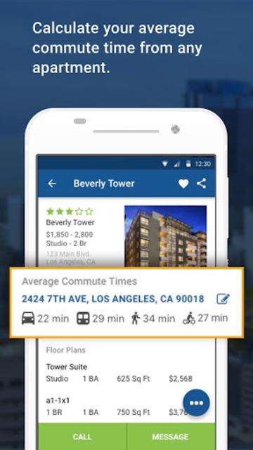 Apartment Ratings screenshot 1