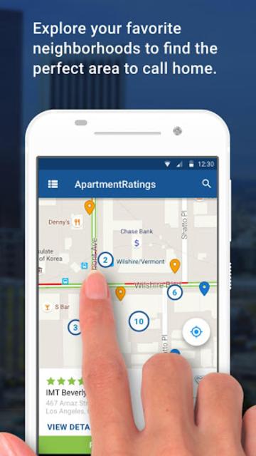 Apartment Ratings screenshot 3