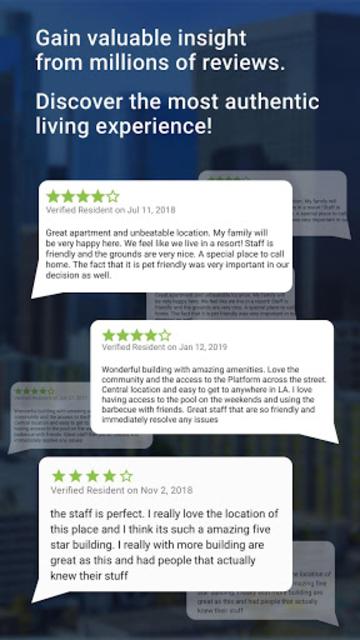 Apartment Ratings screenshot 4