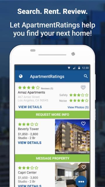 Apartment Ratings screenshot 5