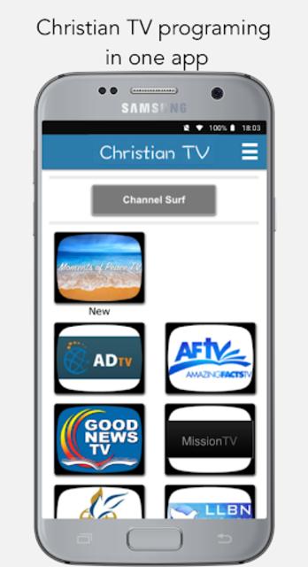 Christian TV - Donate screenshot 2