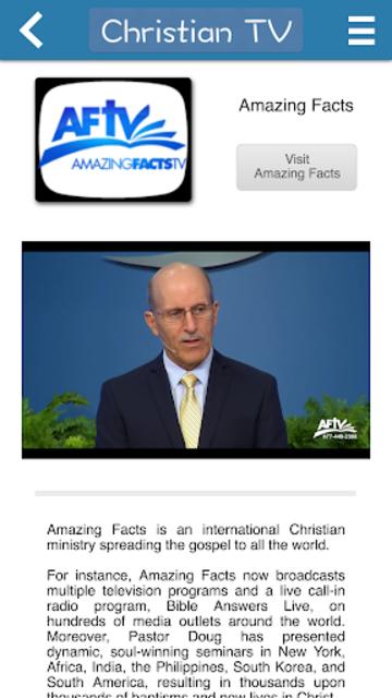 Christian TV - Donate screenshot 5