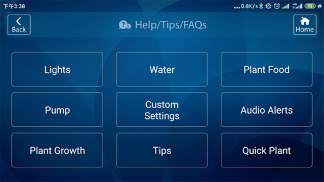 AeroGarden Wi-Fi (Phone) screenshot 3