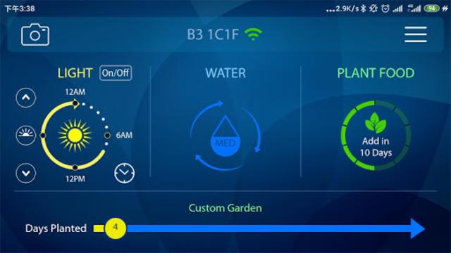 AeroGarden Wi-Fi (Phone) screenshot 4