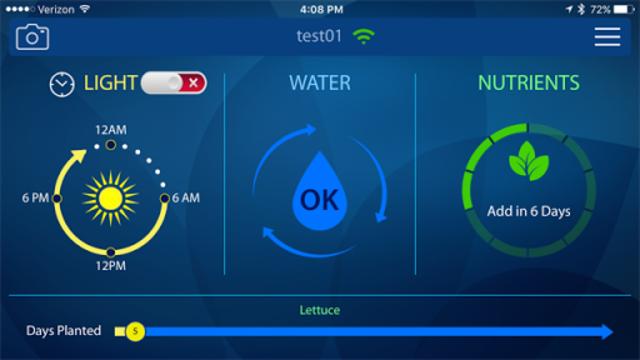 AeroGarden Wi-Fi (Phone) screenshot 5