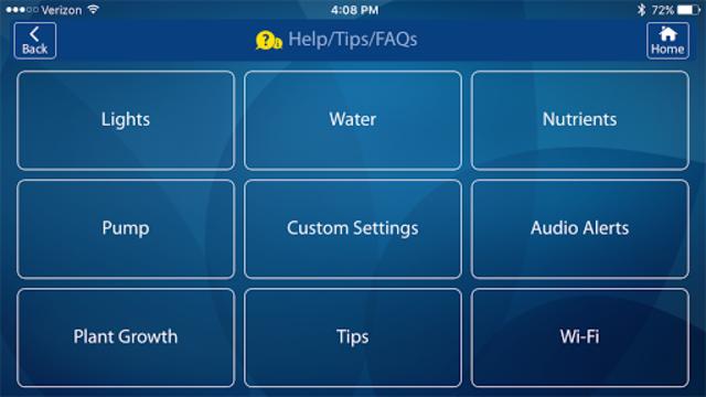 AeroGarden Wi-Fi (Phone) screenshot 6